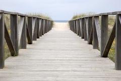 El Palmar Beach, Cadiz, Andalusia Stock Image