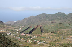 El Palmar, Tenerife, Spain Stock Photography
