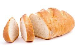 El pan aisló Fotos de archivo libres de regalías