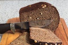 El pan de la melaza Imágenes de archivo libres de regalías