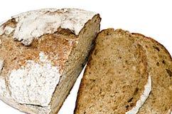 El pan del corte Imágenes de archivo libres de regalías