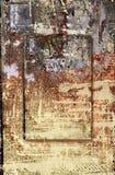 El panel abstracto Imagen de archivo