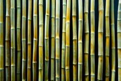 El panel de bambú Imagen de archivo