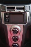 El panel de consola foto de archivo