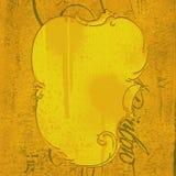 El panel de Grunge Fotografía de archivo libre de regalías