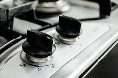 El panel de la estufa Fotografía de archivo libre de regalías
