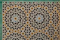 El panel de la teja Foto de archivo libre de regalías