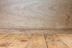 El panel de la textura y fondo de madera de madera Imagen de archivo libre de regalías