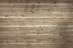 El panel de madera de la raya del pequeño surco Imágenes de archivo libres de regalías