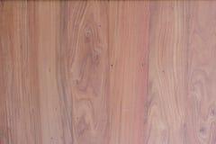 El panel de madera de la textura y del fondo Fotos de archivo libres de regalías