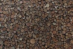 El panel de madera (JPG+EPS) Fotos de archivo