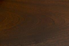 El panel de madera oscuro Imagen de archivo