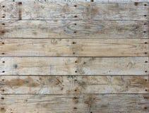 El panel de madera para el fondo papel pintado áspero y del vintage fotografía de archivo