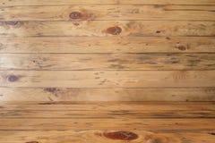 El panel de madera rústico de la textura del horizonte en fondo Fotos de archivo
