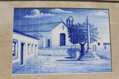 El panel de tejas Fotos de archivo libres de regalías