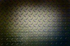 El panel del metal Imagen de archivo libre de regalías