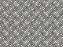 El panel del metal con los topetones texturizados Fotos de archivo