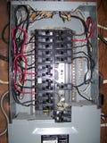 El panel del triturador Foto de archivo libre de regalías