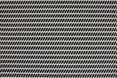 El panel gris con las aberturas Imagenes de archivo