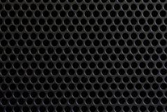 El panel negro Foto de archivo