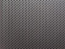 El panel perforado del metal Fotos de archivo