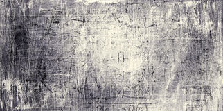 El panel rasguñado extracto del metal Imagen de archivo