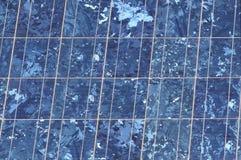 El panel solar 03 Foto de archivo libre de regalías