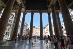 El panteón, Roma Fotografía de archivo