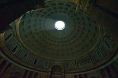 El panteón, Roma Imagen de archivo libre de regalías