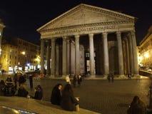El panteón, Roma Imágenes de archivo libres de regalías