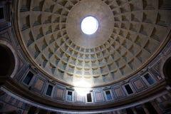 El panteón: Una herencia que aguanta del poder y de la grandeza del ` s de Roma foto de archivo libre de regalías