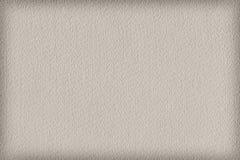 El papel de la acuarela del blanco preparó textura gruesa del Grunge Fotos de archivo