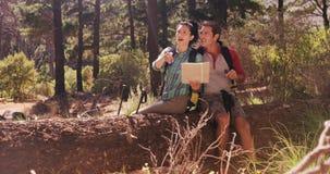 El par está buscando una manera metrajes