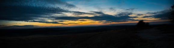 El paraíso baja en la montaña de Stara Planina Imagen de archivo libre de regalías