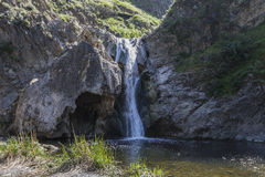El paraíso baja en Thousand Oaks California Fotos de archivo