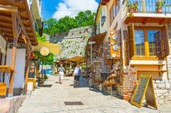 El paraíso turístico Foto de archivo libre de regalías