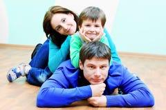El Parenting Foto de archivo libre de regalías