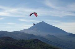 el park narodowy teide Tenerife Obrazy Stock