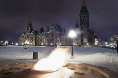 El parlamento Fotos de archivo libres de regalías