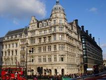 El parlamento ajusta, Londres, Inglaterra Fotografía de archivo libre de regalías