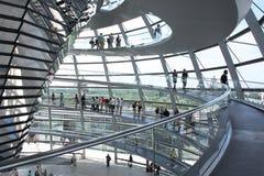 El parlamento alemán Fotografía de archivo libre de regalías