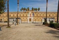 El parlamento andaluz Foto de archivo