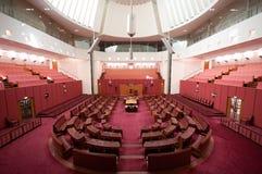 El parlamento australiano Foto de archivo libre de regalías