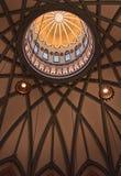 El parlamento canadiense cubre con una cúpula Fotos de archivo