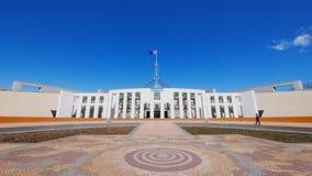 El parlamento contiene Australia almacen de metraje de vídeo