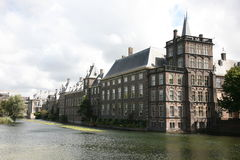 El parlamento contiene, Países Bajos Imágenes de archivo libres de regalías