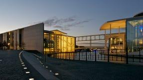 El parlamento de Berlín fotos de archivo libres de regalías