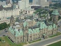 El parlamento de Canadá IV Fotos de archivo libres de regalías