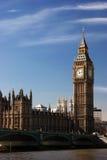 El parlamento de Londres Foto de archivo libre de regalías