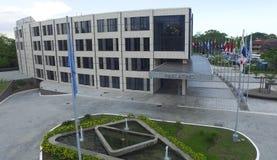 El parlamento de Panamá Imagen de archivo